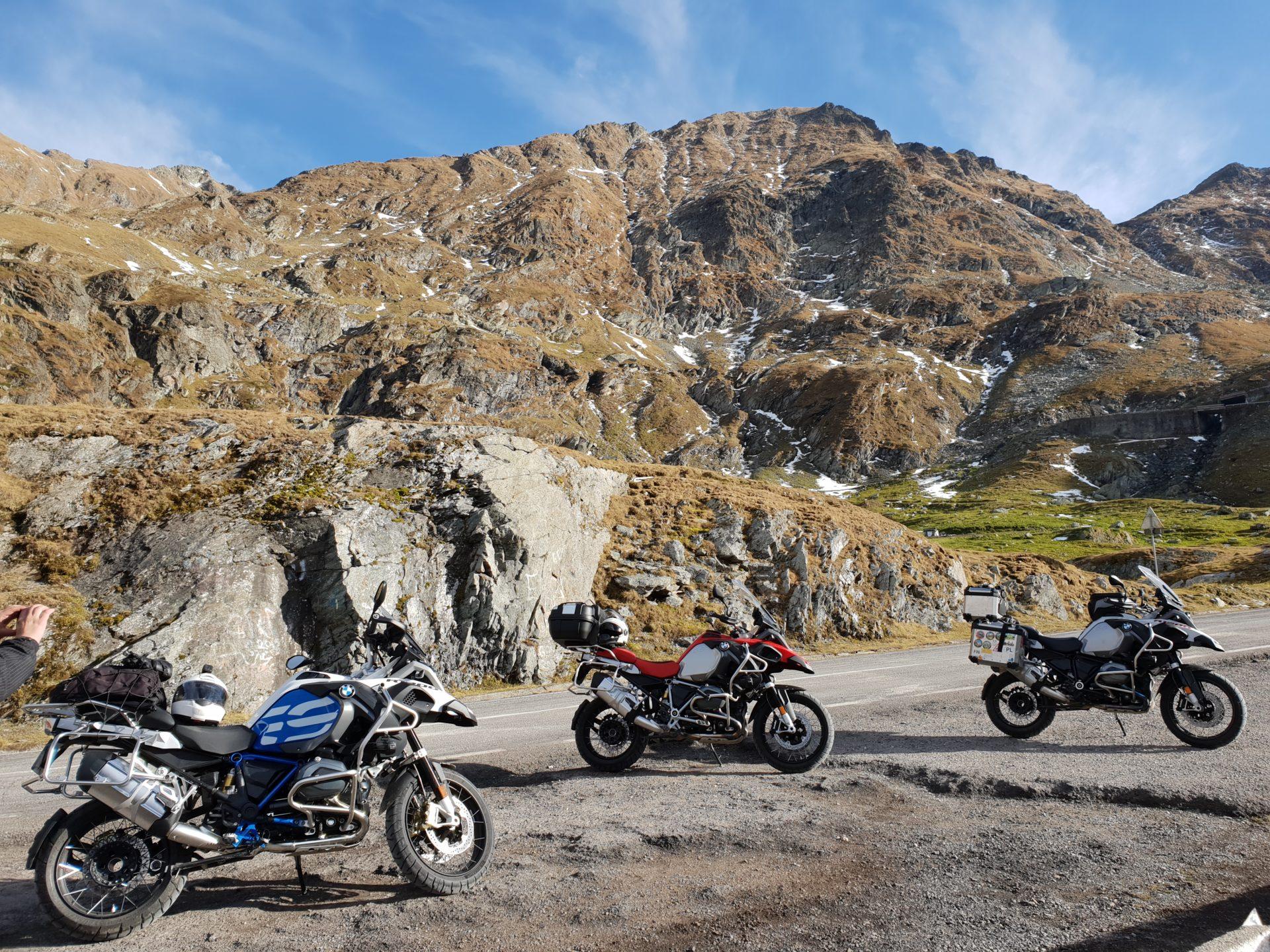 Tururi moto Romania